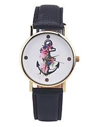 Урожай корабль якорь часы мореходное часы женские часы мужские часы пиратского корабля унисекса новизны изворотливый аналог идеи подарок