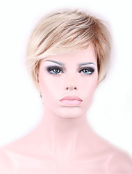 Ombre Short Perucas Pelucas Wig For Black Women Sex Products Synthetic Hair Wigs Perruque Hair Styles