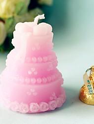 Recipient Gifts - Bachelorette Cake Candle DIY Wedding Party Favors (5 x 5 x 5.5 cm/pcs) Cake Decorating
