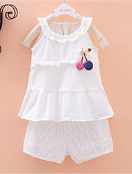 Boy's Cotton Clothing Set,Summer Striped