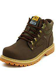 Men's Shoes Cowhide Outdoor / Work & Duty / Athletic / Casual Oxfords / Clogs & Mules Outdoor / Work