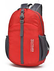 30 L Tourenrucksäcke/Rucksack Camping & Wandern Draußen Wasserdicht / tragbar / Kompakt / AtmungsaktivGrün / Rot / Grau / Schwarz / Blau