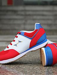 Zapatos Running Materiales Personalizados Azul / Rojo Unisex