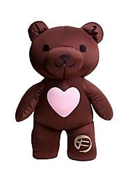 Valentine's Day Bear Plush Toy U Pillow Birthday Gift