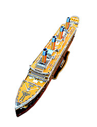 Office Decoring 3d jigsaw puzzle titanic ship toy