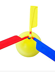 Traditional Balloon Helicopter Flying Toys