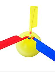 tradicional helicóptero balão brinquedos voadores