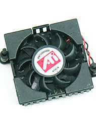 Graphic Card Cooling Fan 30CFM for Desktop 5.5*5.5*1.2