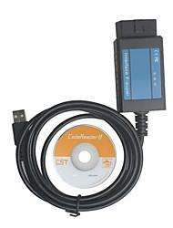 кабель сканер obd2 линия тест диагностики неисправностей линия подходит для фиатом