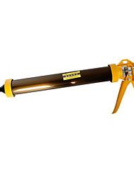 With Thick Aluminum Alloy Structure of Soft Silicone Glass Glue Gun Pressure Glue Gun Caulking Gun