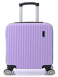 Unisex PVC Outdoor Luggage Pink / Purple / Blue / Green