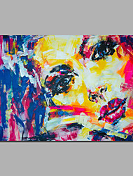 Brand Abstract Figure Artwork Canvas Stretchered Acrylic Painting