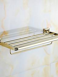 Bathroom Shelf / Polished Brass / Wall Mounted /60*15*10 /Brass /Antique /60 15 1.831