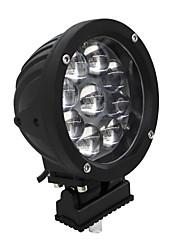 1pcs haute intensité IP68 45w lampe de travail conduit les travaux de 4x4 lumière