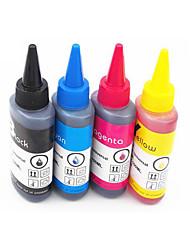 hp / canon / imprimante epson encre (une bouteille / noir)