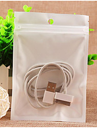 18 Pearl Film Translucent Plastic Bags Sealed Waterproof And Dustproof Phone Shell Bags