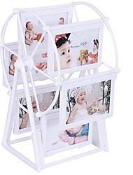 """5 cadre photo """"moulin à vent créatif"""