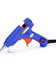 comutação indústria lâmpada elétrica pistola de cola 20w