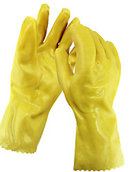25CM Dip Gloves Oil Acid Water Resistant Gloves
