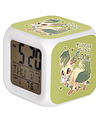 Clock/Watch Inspired by Pocket Monster Cosplay Anime Cosplay Accessories Clock/Watch Green Resin Male / Female