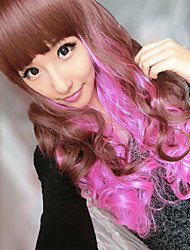 Natural Wave Wigs Hair Cosplay Synthetic Hair Wigs