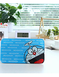 Maximum Weighing 150kg Body Weight Scale Mini Portable Electronic Scales Retractable Screen