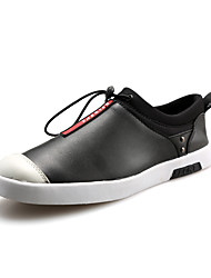 Men's Shoes Outdoor / Office & Career / Casual Loafers Black / White