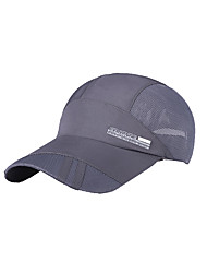 Hats Unisex Breathable / UV resistance Exercise & Fitness / Golf / Baseball Pink / Gray / Blue /