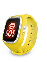 Touch Screen Phone Watch Mobile Phone Intelligent Children GPS Locator Waterproof Card Micro Chat