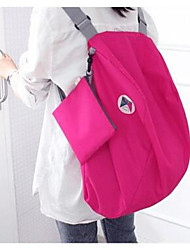 Women PU Formal Shoulder Bag Green / Red