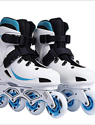 Unisex Athletic Shoes Motorcycle Boots PVC Hook & Loop Black Blue Green White Skate Shoes