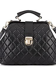 Stiya Fashion Vintage Top Grade Sheepskin Large Capacity Multifunction Lady Two Ways Bag Shoulder Tote Bag
