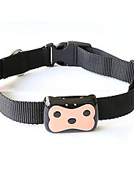 GPS Collar Waterproof Batteries Included GPS Animal Plastic