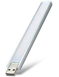4W Girlande Tischleuchten Röhre 16 SMD 250-300 lm Warmes Weiß / Kühles Weiß Dekorativ <5V V 1 Stück