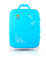 Ci Baijia 15L Car Refrigerator Car Home Dual Mini Refrigerator Car Warm and Cold Boxes Hostel