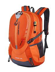 40L L Tourenrucksäcke/Rucksack Camping & Wandern / Klettern Draußen Multifunktions Grün / Rot / Blau / Hellblau / Orange Nylon No