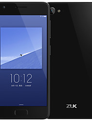 "ZUK Z2 5.0 "" Android 6.0 4G Smartphone (Dual - SIM Quad Core 13 MP 4GB + Andere Schwarz Weiß)"