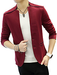 Autumn/new/man/fashion/coat/leisure/long/suit/han edition SLS-JK-DZ203