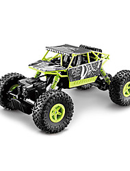 Buggy JJRC 4WD 1:20 Brushless Electric RC Car Green Unassembled KitRemote Control Car / Remote Controller/Transmitter / Battery Charger /