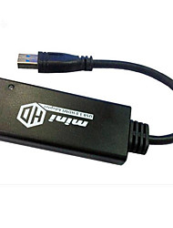 usb 3.0 hdmi conversor USB 3.0 transferência interruptor HDMI usb pc para tv