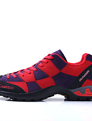 Camssoo Women's Hiking Mountaineer Shoes Spring / Summer / Autumn / Winter Damping / Wearable Shoes Red