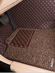 Full Circle Surrounded By Silk Mats Carpet Flexibility Durability Wear Waterproof Environmental Protection