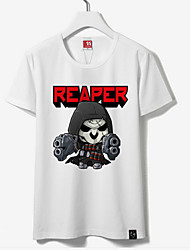 Inspired by Overwatch REAPER Cotton T-shirt