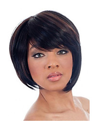 Natural said Clip In on Bangs Synthetic Hair Fringe for Women 3 color