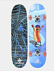 "Skateboard 31""(78.7CM) with a Chinese 11-ply maple deck ABEC-5 High Speed bearings Wheels 58x32mm"
