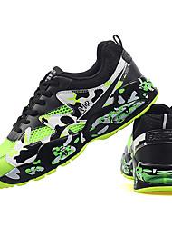 Sapatos Basquete Masculino Azul / Verde / Preto e Vermelho / Preto e Branco Tule