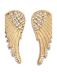 European And American Fashion Earrings Wings