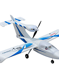 Dynam Seawind 1:8 Brushless Electric 50KM/H RC Airplane 5ch 2.4G EPO Blue PNP