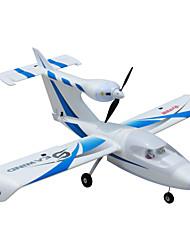 Dynam Seawind 1:8 Moteur Sans Balais 50KM/H Quadrirotor RC 5canaux 2.4G EPO Blue Assemblement requis