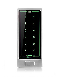 8000 Waterproof Metal Door Access Control Machine Water Proof Machine Card Password Access Control System